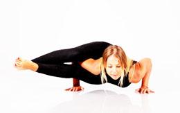 Йога айенгара восстановительная практика