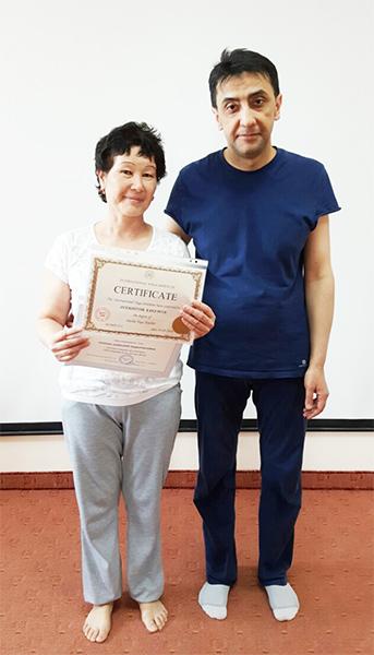 курсы инструкторов йоги в Казахстане