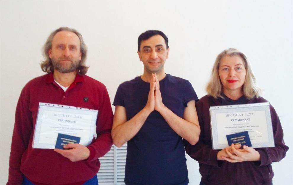 Геннадий Караев и Синельников  Валерий